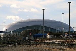 Bolshoy Ice Dome, 2014 Winter Olympics