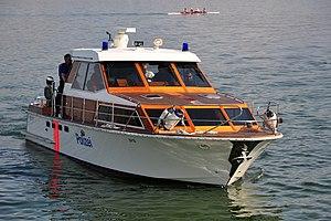 2012 'Tag der offenen Werft' - ZSG Werft Wollishofen - Seepolizei Zürich 2012-03-24 14-53-32.JPG