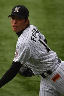 Takahiro Fujioka Japanese baseball player