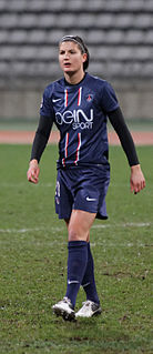 Caroline Pizzala association football player