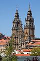 2013 - Fachada do Obradoiro desde a Alameda. Catedral de Santiago de Compostela-2.jpg