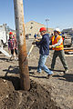 2013 ConstructionDay - Power pole install (8777562810).jpg