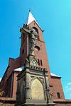 2013 Trzeboszowice 05 Kościół św. Jadwigi.jpg
