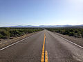 2014-06-11 17 27 29 View south along Nevada State Route 233 (Montello Road) 33.1 miles north of the southern terminus.JPG