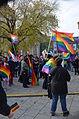 2014-11-22 Kundgebung Vielfalt statt Einfalt in Hannover, (1004).JPG
