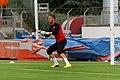 2014-15 Ligue 2 - Créteil v Châteauroux - Landry Bonnefoi in training.jpg