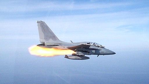2014.10.8 공군 FA-50 Republic of Korea Air Force (15361855617)