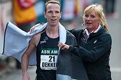 20140413 Rens Dekkers Rotterdam Marathon.jpg