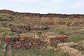 2014 Erywań, Erebuni, Ruiny twierdzy (07).jpg