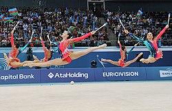 2014 Rhythmic Gymnastics European Championships 2.jpg