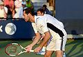 2014 US Open (Tennis) - Tournament - Michael Llodra and Nicolas Mahut (14948064839).jpg