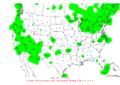 2015-10-17 24-hr Precipitation Map NOAA.png
