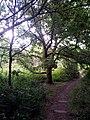 2015London, Woolwich-Plumstead, Shrewsbury Park, Wrekin Rd entrance 04.jpg