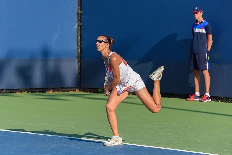 file 2015 us open tennis qualies aliaksandra sasnovich
