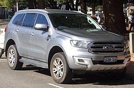 Ford Ranger T6 Wikipedia