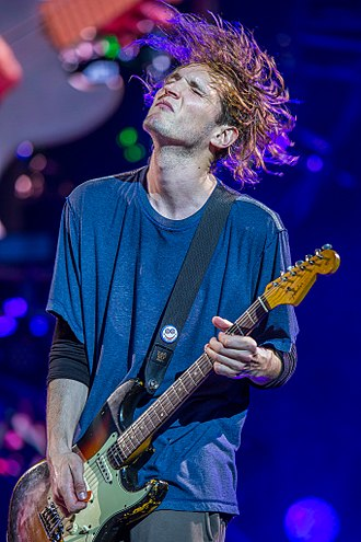 Josh Klinghoffer - Klinghoffer performing with Red Hot Chili Peppers at Rock im Park 2016
