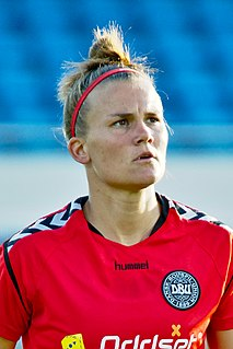 Katrine Veje Association footballer