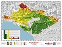 Peak Fire Map.Thomas Fire Wikipedia