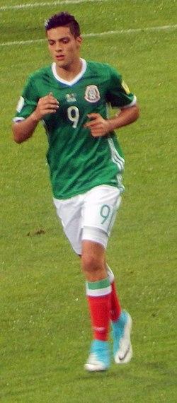 2017 Confederation Cup - MEXNZL - Raúl Jiménez.jpg