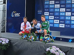 2017 European Road Championships – Men's time trial 01.jpg