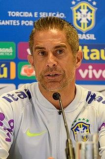 Sylvinho Brazilian footballer and manager