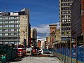 2018 Bogotá peatonalización de la carrera Séptima a la altura de la calle 19.jpg