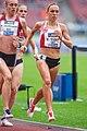 2018 DM Leichtathletik - 1500 Meter Lauf Frauen - Elina Sujew - by 2eight - 8SC9954.jpg