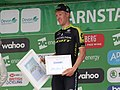 2018 Tour of Britain stage 2 - stage winner Cameron Meyer.JPG