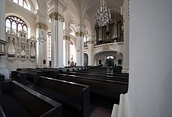 2018okt19 Heidelberg Jesuitenkirche beide Orgeln.jpg