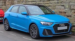 Audi A1(Typ 8X)