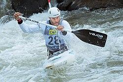 2019 ICF Canoe slalom World Championships 103 - Matija Marinić.jpg