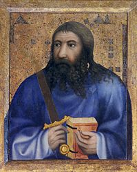 Theodoric of Prague: Saint Simon