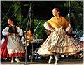 2517-FOLCLORE Aires Montenegrinos de Sariñena (Huesca) en Coruña. (6806787546).jpg