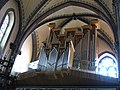 256 Església nova de Santo Tomás de Canterbury (Sabugo, Avilés), orgue.jpg