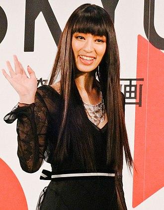 Chiaki Kuriyama - Kuriyama at the 26th Tokyo International Film Festival
