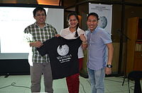 2nd Waray Wikipedia Edit-a-thon 25.JPG