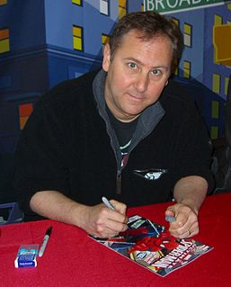 Chris Eliopoulos American cartoonist and comic book letterer