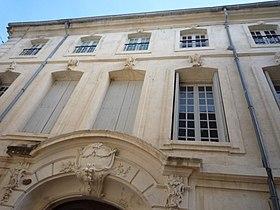 Hôtel de Régis (Nîmes) Достопримечательности Нима (Nîmes)