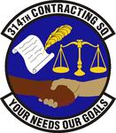 314 Contracting Sq emblem.png