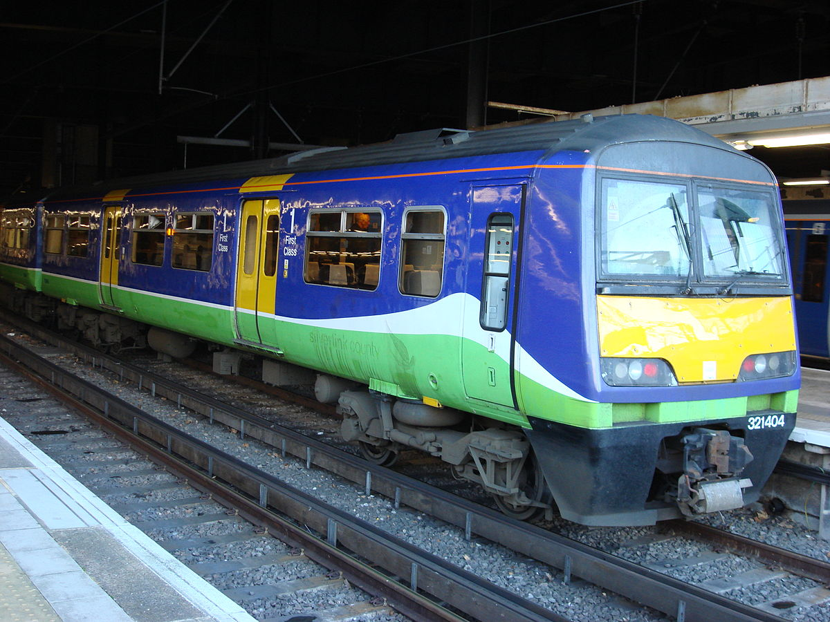York Ac Units >> British Rail Class 321 - Simple English Wikipedia, the ...
