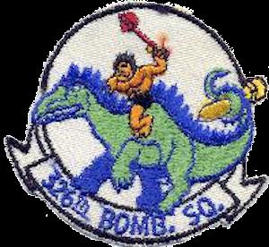 326th Bombardment Squadron - Emblem of the 326th Bombardment Squadron