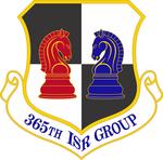 365 Intelligence, Surveillance & Reconnaissance Gp emblem.png