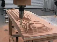 220px 3D CNC Fr%C3%A4sen Erstellung eines Landschaftsmodells