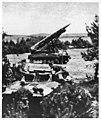 41 Dywizjon Rakiet Taktycznych na strzelaniu w Drawsku w 1965 05.jpg