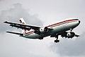 42ap - Egypt Air Airbus A300-622R; SU-GAR@ZRH;10.10.1998 (5363490568).jpg