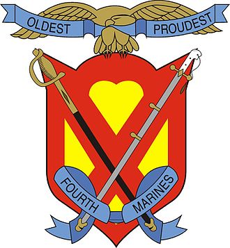 3rd Marine Division (United States) - Image: 4th Marines