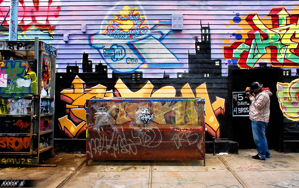 5pointz graffiti