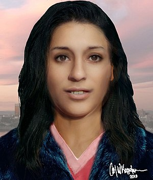 Long Beach Jane Doe - An additional reconstruction