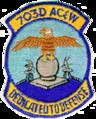703d Radar Squadron - Emblem.png