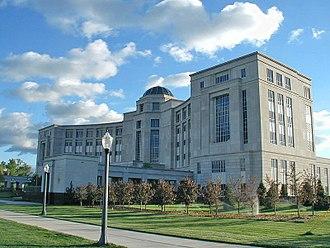 Michigan Supreme Court - Image: 712 michigan hofj edit